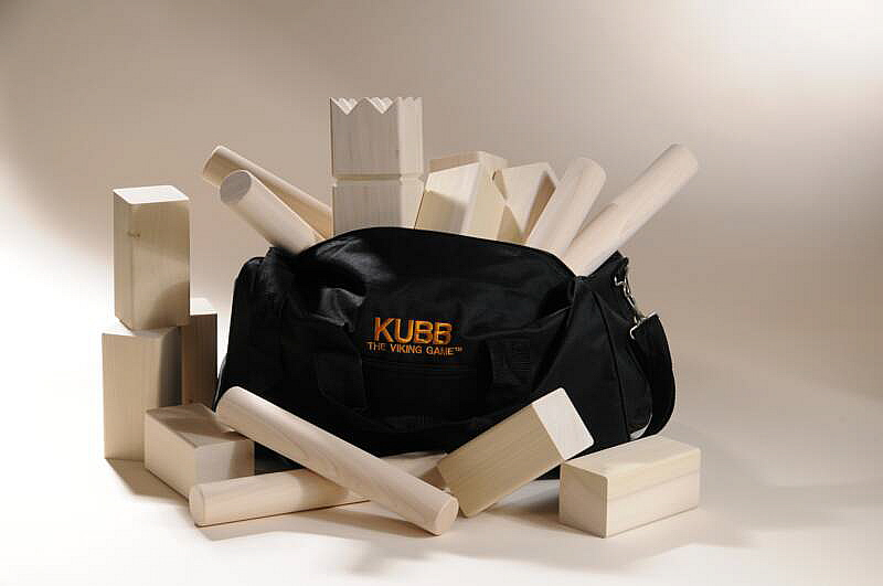 picture regarding Kubb Rules Printable named KUBB - laws